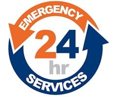 24 Hour Emergecny Service