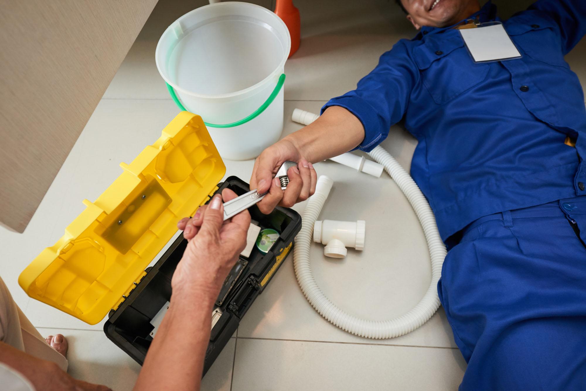 Bathroom Plumbing Fixtures & Work