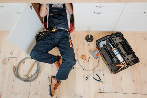 Plumber Gregory Hill